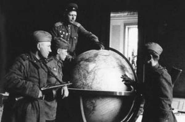 Глобус фюрера