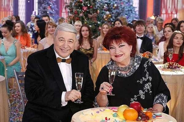 Елена Степаненко с мужем Евгением Петросяном фото