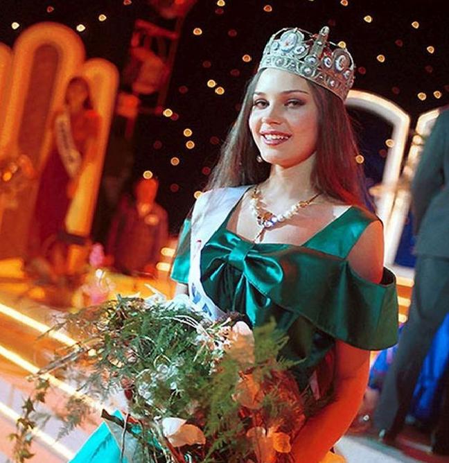 Александра Петрова, мисс Россия 1996, убитая из-за бандитских разборок