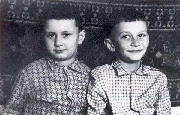 Личная жизнь и биография Валерия Меладзе, отношения с братом