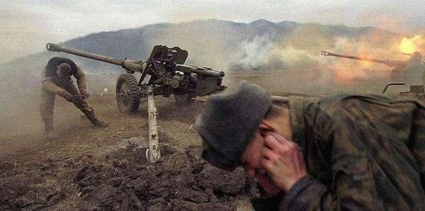 Чечня-2000. Ночная атака на Джалку.