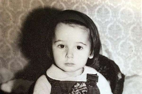 Дарья Златопольская в детстве фото
