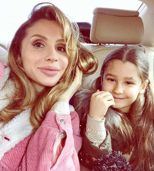 Светлана Лобода дочь фото