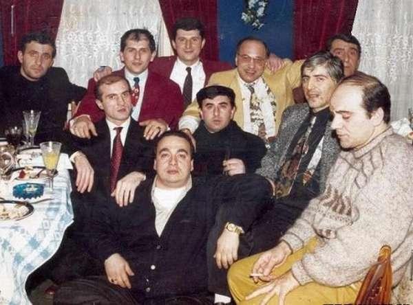 Почему так много грузинских воров в законе?