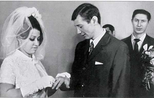 Свадьба Юрия Семина фотография
