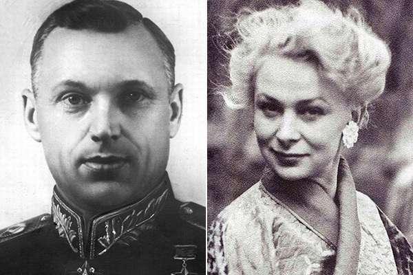 Менявшая поэтов на генералов. Биография Валентины Серовой