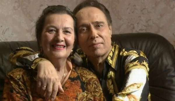 Николай Сличенко и его жена Тамилла Агамирова