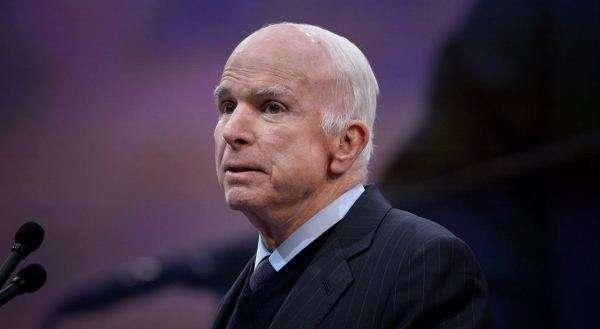 Скончался сенатор Джон Маккейн: подробности