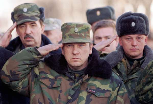 Биография сурового генерала Чеченских войн Владимира Шаманова