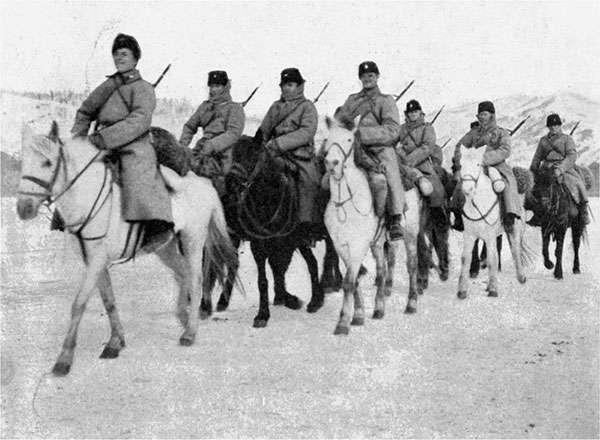 Забайкальские казаки