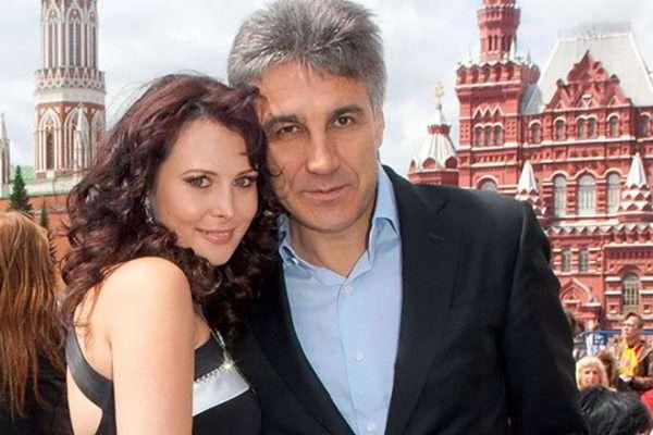Пиманов Алексей: личная жизнь, жена, фото