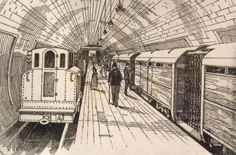 5 интересных фактов из истории Метрополитена