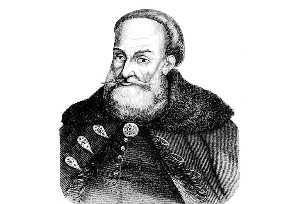 Польский военачальник Мартин Калиновский