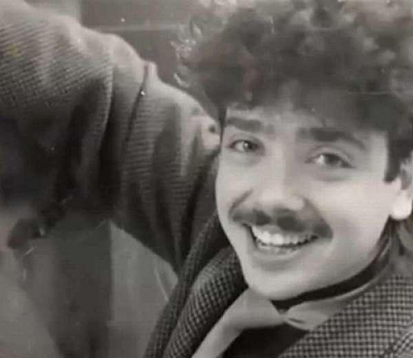 Валентин Юдашкин в молодости фото