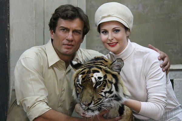 Актриса Ольга Погодина: биография