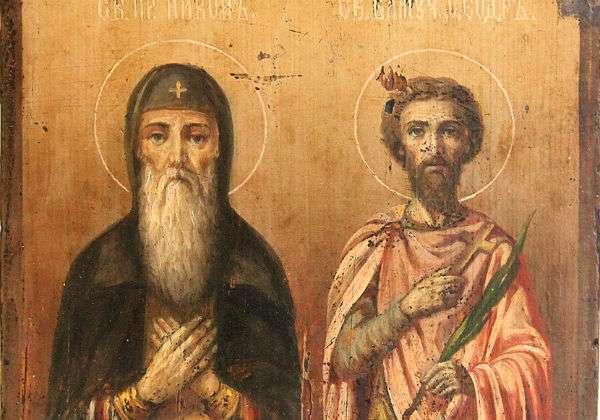 Церковный праздник сегодня. 21 июня день памяти мученика Феодора Стратилата