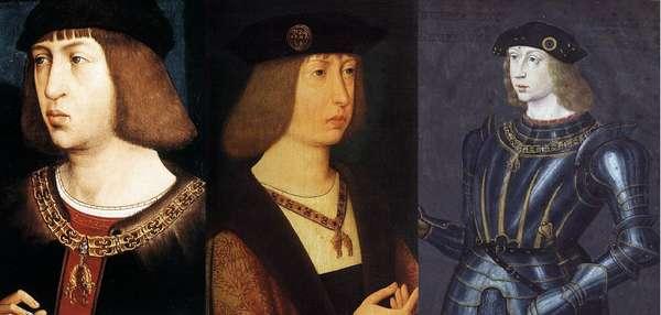 Муж Хуаны, герцог Филипп I Красивый