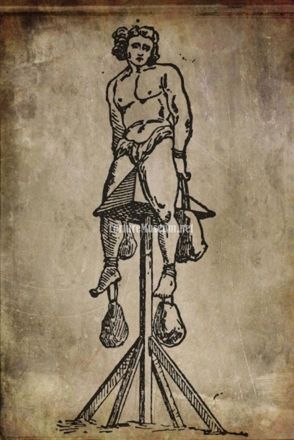 Самые страшные пытки в средневековье!