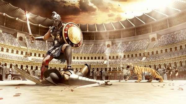 Спартак – бесстрашный предводитель обречённых на смерть