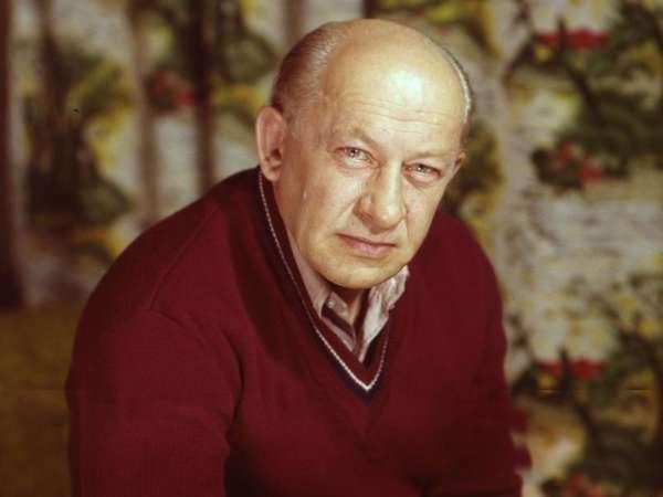 Евгений Евстигнеев: биография, личная жизнь, последние годы жизни