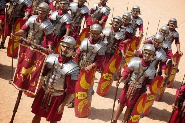 Римская армия: дисциплина и порядок