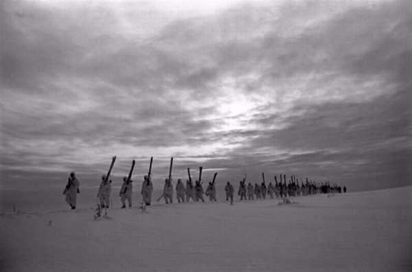 Лыжный батальон РККА