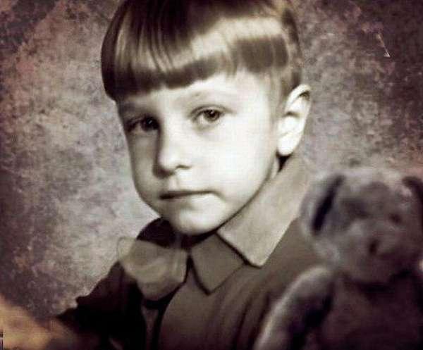 Сергей Соседов в детстве фото