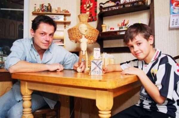 Игорь Скляр: биография, личная жизнь