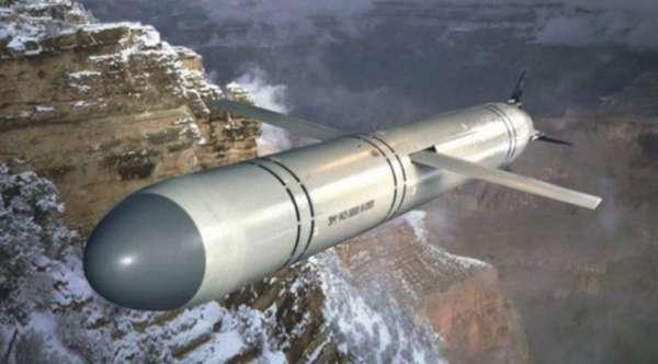 Крылатая ракета Калибр