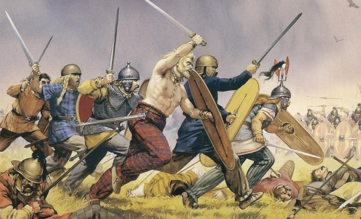 Побеждая непобедимых. Битва в Тевтобургском лесу