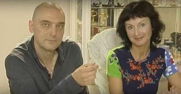 Андрей Державин с женой фото