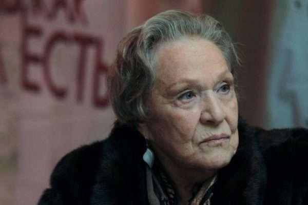 Актриса Римма Маркова: биография