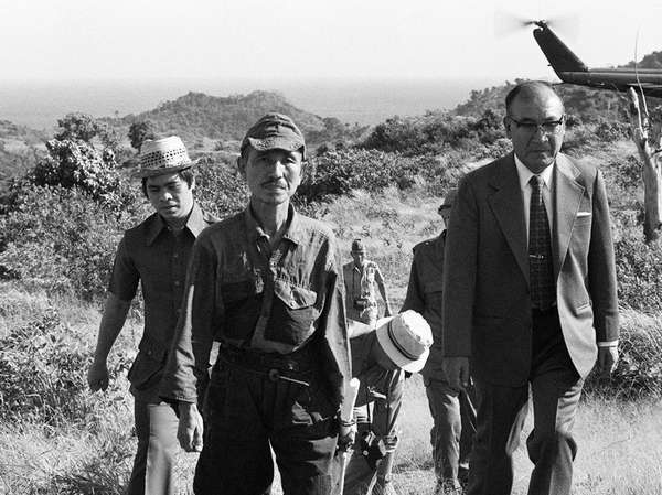 Хироо Онода: война длиной 30 лет