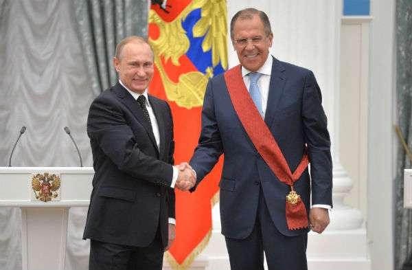 Сергей Лавров: тайны личной жизни лучшего дипломата современности