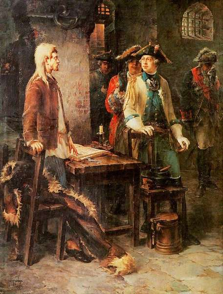 Страшная судьба маленького императора Иоанна Антоновича