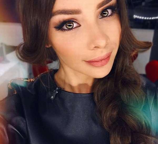 Мария Вэй блогер