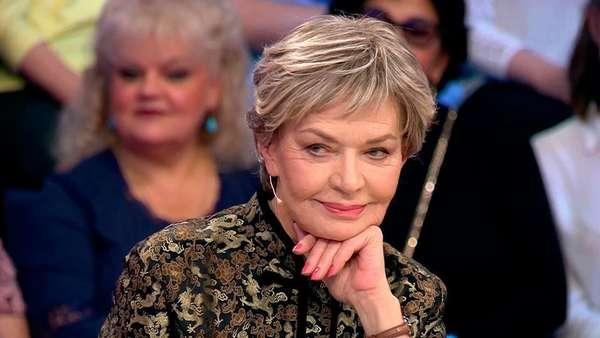 Людмила Чурсина едва не покончила с собой
