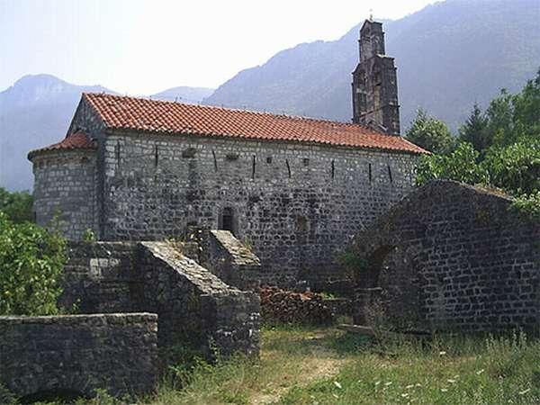 Монастырь Нижние Брчели, тюрьма Стефана Малого