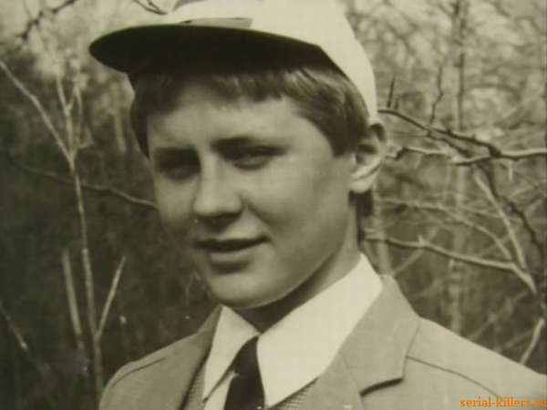 Сергей Павлов, последняя жертва маньяка