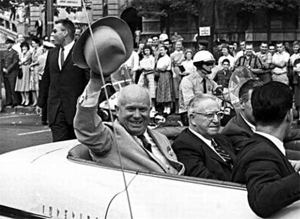 Как Хрущев в Америку ездил — интересные факты о необычном визите