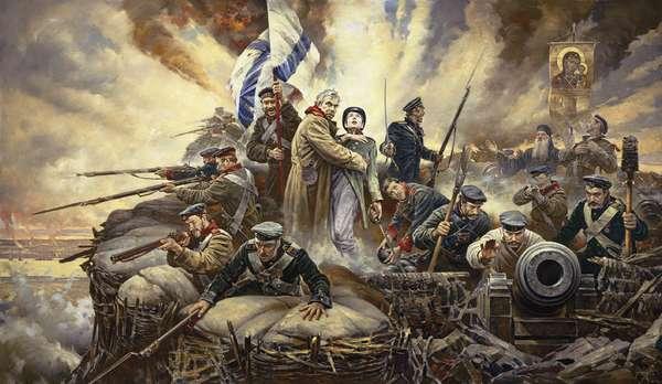 Крымская война, оборона Севастополя