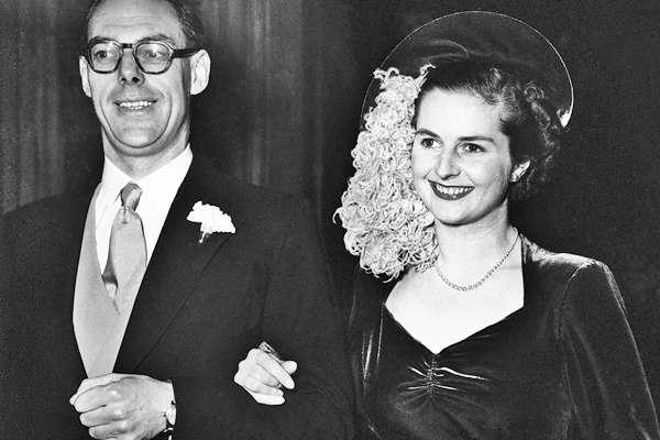 Личная жизнь Маргарет Тэтчер: муж и дети Железной Леди