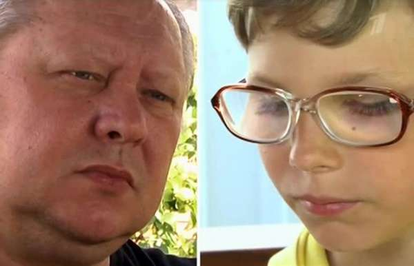 Константин Глушков три года воспитывал чужого ребенка
