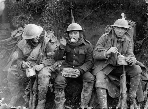 Англичане на войне