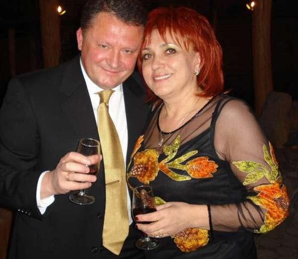 Анна Маркевич жена Miron Markevicha совместное фото