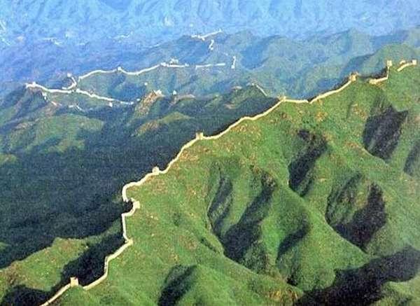 5 заблуждений о Великой Китайской стене