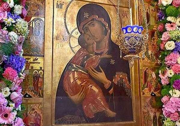 Церковный праздник сегодня. 6 июля день Владимирской иконы Богородицы