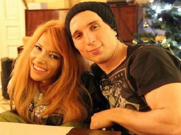 Юлия Самойлова с мужем Алексеем Тараном фото