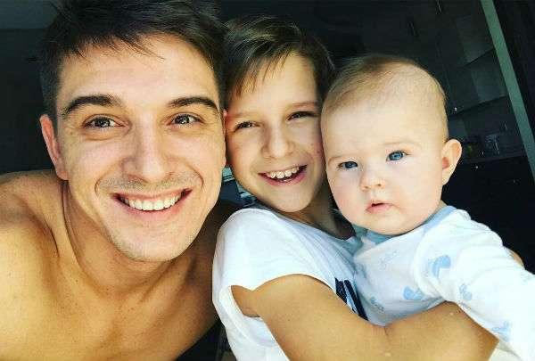 Станислав Бондаренко: о любви, изменах и счастливой семье