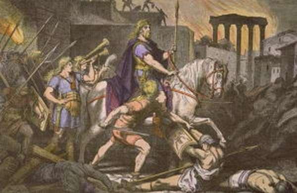 Готы | Те, кто сокрушит Рим